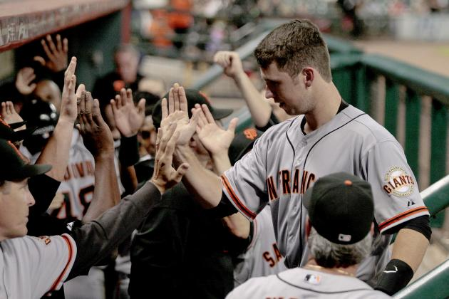 Buster Posey Should Win the National League Most Valuable Player