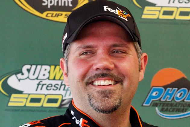 NASCAR: Will Darian Grubb Have the Last Laugh on Tony Stewart?
