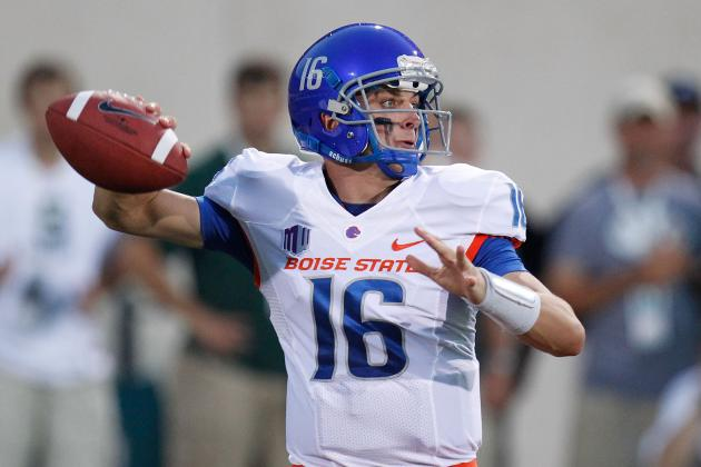 Boise State Football: Positive Signs to Take from Disappointing Week 1 Loss