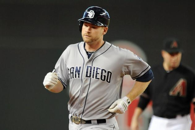San Diego's Chase Headley Continues Career Season, Nears Century Mark in RBIs
