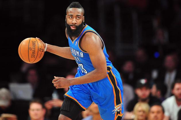 Oklahoma City Thunder: Their Options If They Can't/Won't Keep James Harden