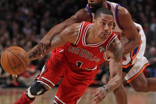 NBA Prediction: Chicago Bulls Final 2012-13 Record