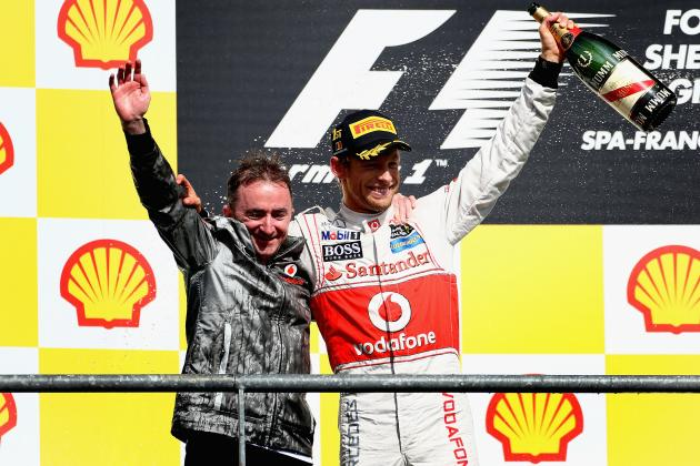Belgium Grand Prix Reflections: Jenson Button Wins as Vettel Gains Ground