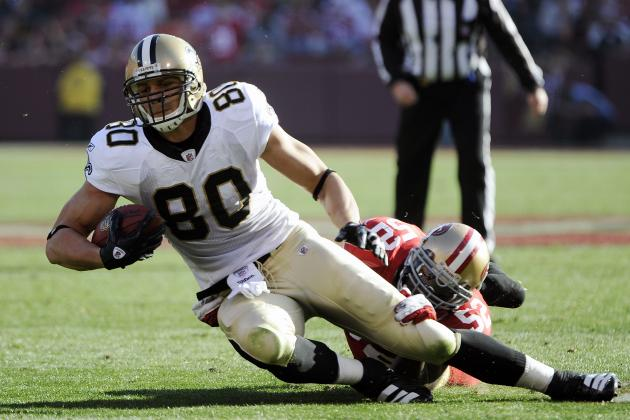 Fantasy Football 2012 Week 1 Rankings: Top 20 Tight Ends