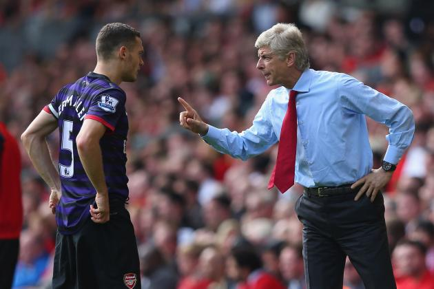 Arsenal Victory over Liverpool Signals Huge Shift in Tactics for Arsene Wenger