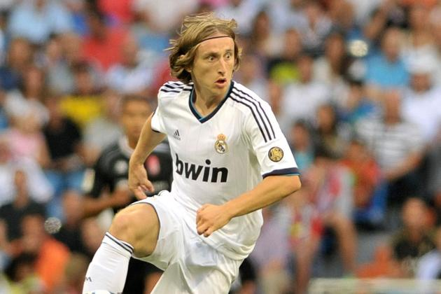 Real Madrid: Does Luka Modric Make Los Merengues Champions League Favorites?