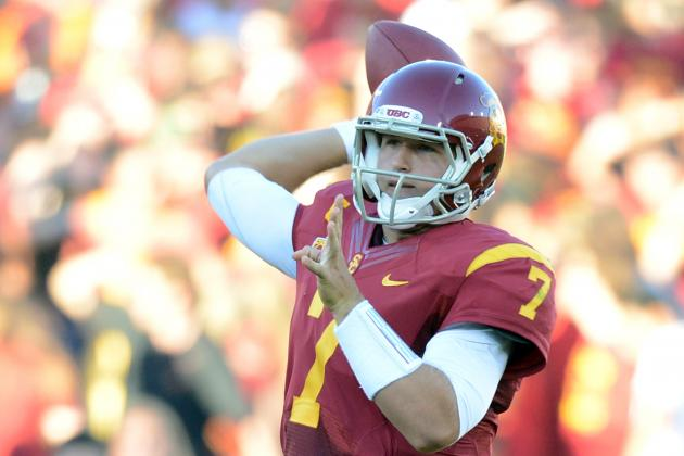 Matt Barkley, Geno Smith and the Top Heisman Contenders After Week 1