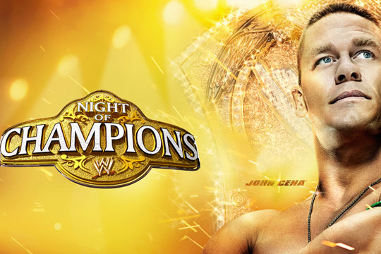 WWE Night of Champions 2012: Why NOC Is One of WWE's Best Themed PPV Events