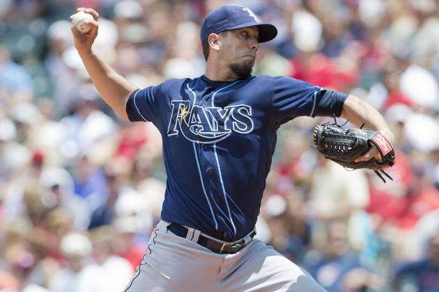 Fantasy Baseball 2012: 2-Start Pitchers Log for Sept. 3-9