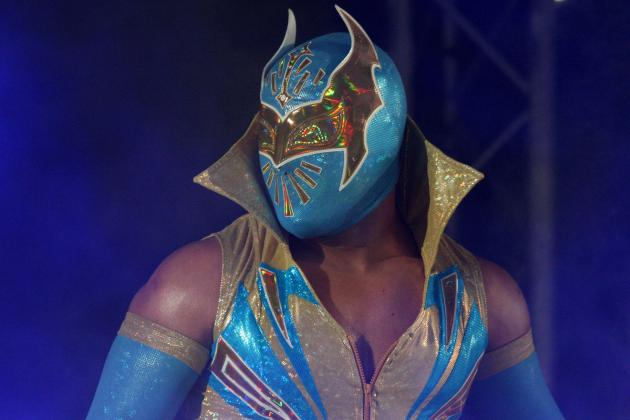 Sin Cara: Has WWE Lost Confidence in Exciting Luchador as Top-Level Guy?