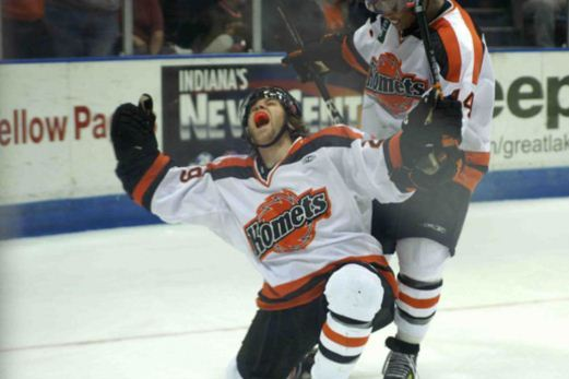 Komets Enter into Affiliation Deal with NHL's Anaheim Ducks