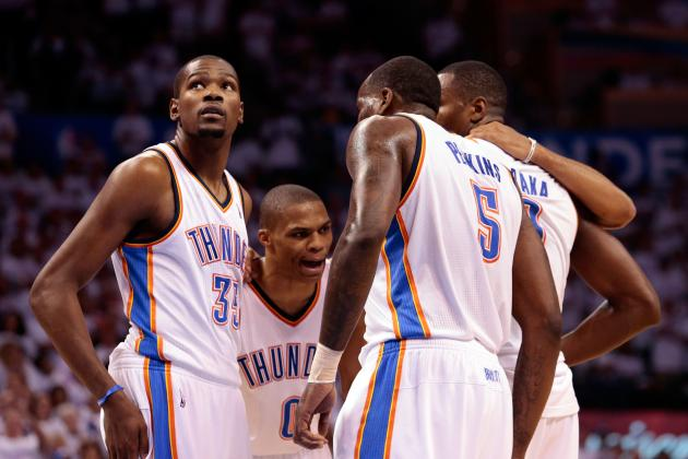 Oklahoma City Thunder Prove Market Size Does Not Prevent Winning Culture