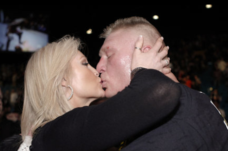 WWE: Should Brock Lesnar Return with Sable?