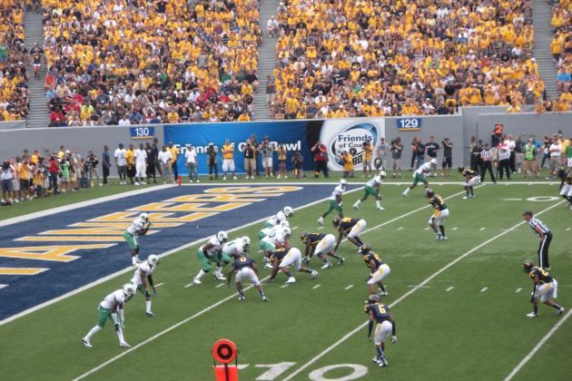 West Virginia Game 1: Does the Mountaineer Defense Really Stink?
