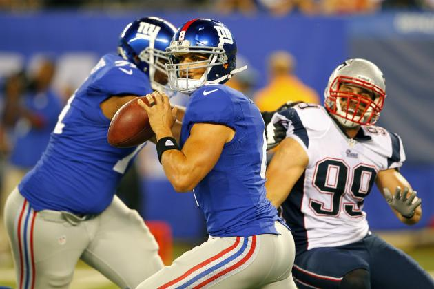 NFL Expert Predictions: Defending Champion New York Giants Get No Respect