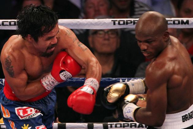 Cotto's Out, Pacquiao Eyes Bradley, Marquez