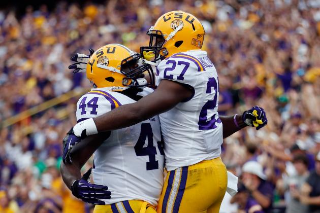 Washington vs. LSU: TV Schedule, Live Stream, Radio, Game Time and More
