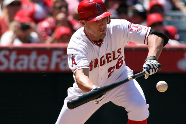 Peter Bourjos Returns to Angels from DL