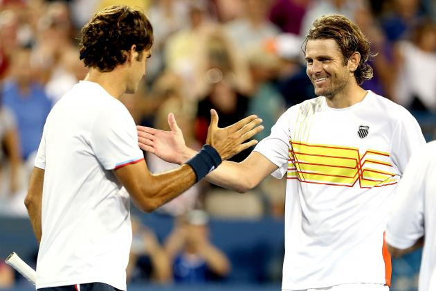 2012 US Open: Roger Federer Gets a Walkover as Mardy Fish Withdraws