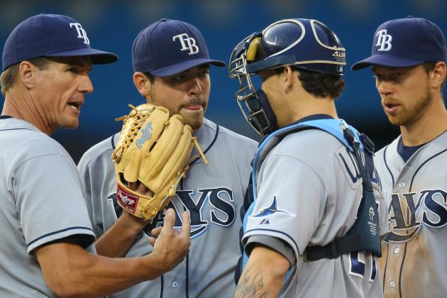 Tampa Bay Rays: Rays to Take on Yankees in Potential October Preview