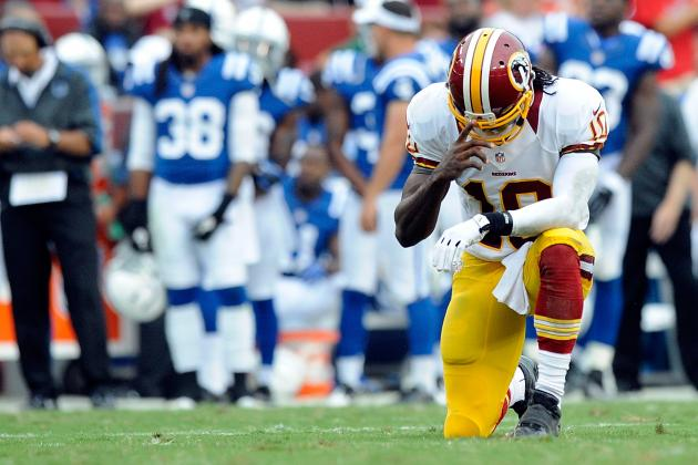 What Have We Learned About RG3 Entering the 2012 Season?