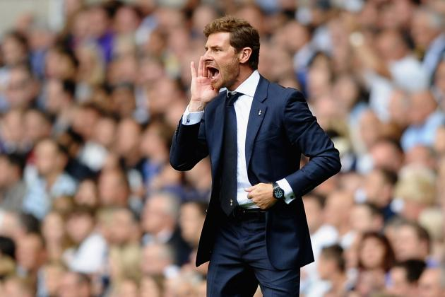 Tottenham Hotspur: Why Fans Need to Stop Moaning and Support Andre Villas-Boas