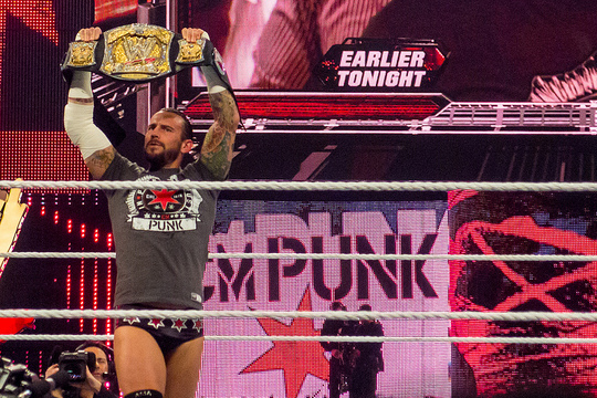 WWE Night of Champions 2012: CM Punk vs. John Cena Could Be Match of the Year