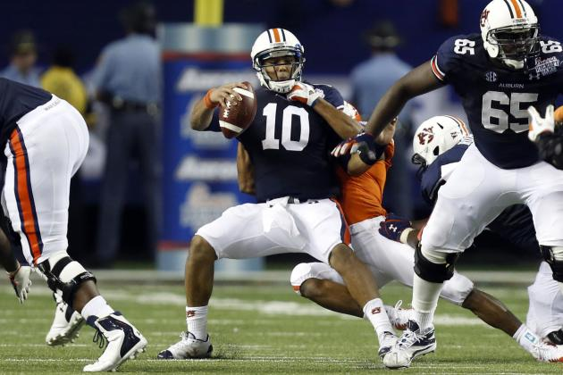 Auburn Moves on to Mississippi State in Starkville This Saturday