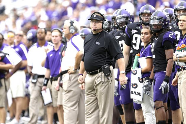 TCU's Biggest Big 12 Challenge in 2012 Season