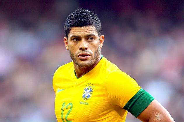 Hulk Signs with Zenit St. Petersburg from FC Porto