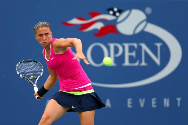 US Open 2012: Kerber Hits Another Point of the Tournament in Loss to Errani