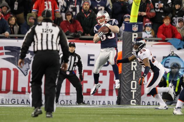 NE Patriots WR Wes Welker: 2012 Fantasy Football Profile
