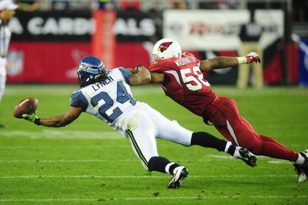 2012 NFL Fantasy Football Week 1: Flex Play Rankings / Projections