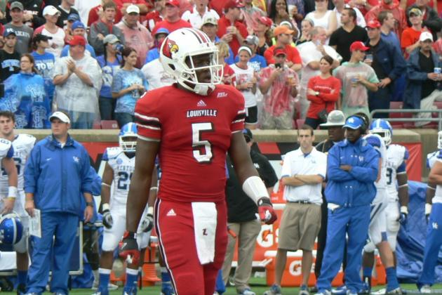Louisville Football: What the Cardinals  Learned After the Win over Kentucky