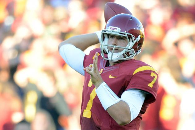 Oregon Ducks, USC Trojans: Marcus Mariota and Matt Barkley Lead BCS Title Run