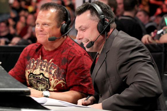 WWE: Why Michael Cole and Jerry Lawler Are a Terrible Fit