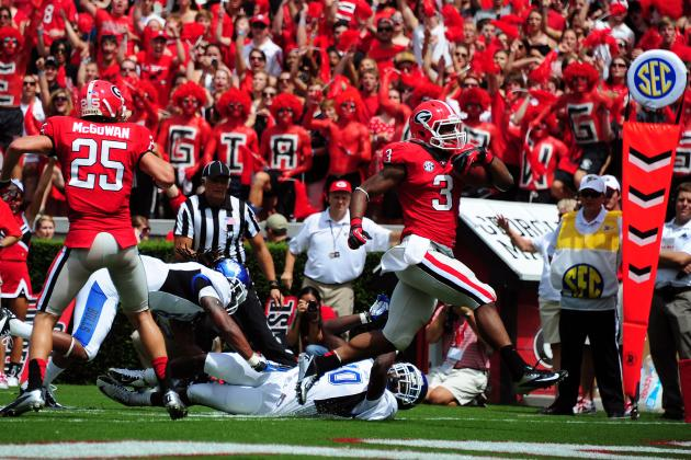 Georgia Football: Analysis from the Bulldogs Week 1 Victory