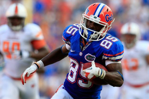 2012 College Football Week 2 Picks: Florida Upsets Texas A&M