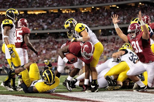 College Football Rankings: Alabama and USC in Virtual Tie Following Week 2