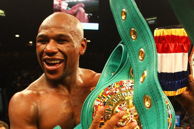 Floyd Mayweather's $3 Million Bet: Is It a Sign of a Gambling Addiction?