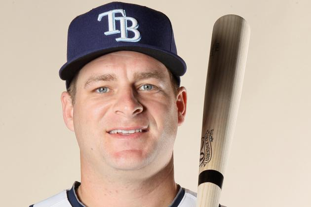 Vogt, De La Rosa Expected to Join Rays Wednesday