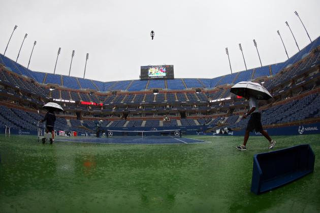 US Open Tennis: Murray Match Moved Up Due to Weather Threatening Rest of Week