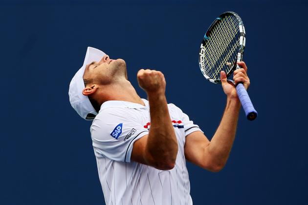US Open 2012 Schedule: Complete TV Guide to Tournament's Remaining Live Action