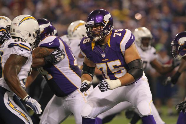 Regular-Season Expectations of Minnesota Vikings 2012 Draft Class