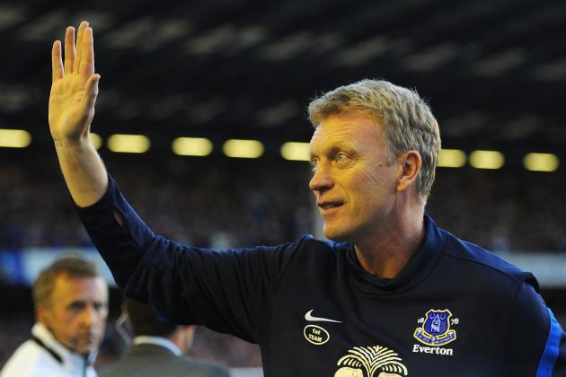 Everton FC: Recent Spending Has Given David Moyes His Strongest Squad Yet