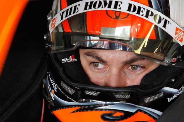 Joey Logano's Home Depot Ride Is Over, Next Stop Penske Racing?