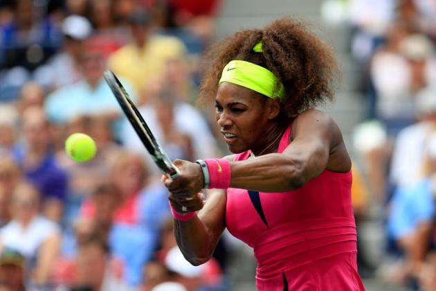 US Open Tennis 2012: Day 8 Scores, Results and Recap