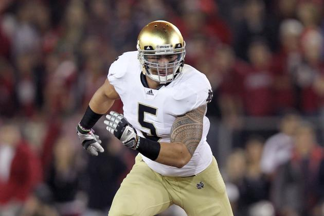 Notre Dame Football: Players Who Will Dictate Fighting Irish's Success in 2012