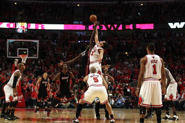 Are the Chicago Bulls Falling Behind the Changing Times?