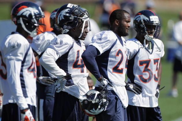 Denver Broncos: Breaking Down the 2012-13 Practice Squad